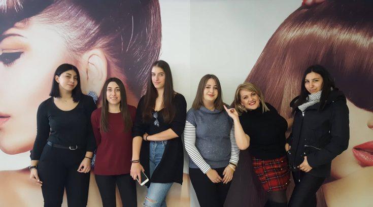 Η Γεωργία και τα κορίτσια της- Τα μελλοντικά αστέρια της πόλης!