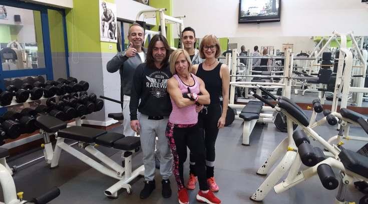 Bodykinesis: Πήγαμε στο γυμναστήριο των Πρωταθλητών! (ΦΩΤΟ)