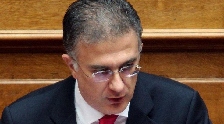 Ημερίδα για τους εμπόρους του Βόλου παρουσία του τ.Υπουργού Γ.Μαυραγάνη