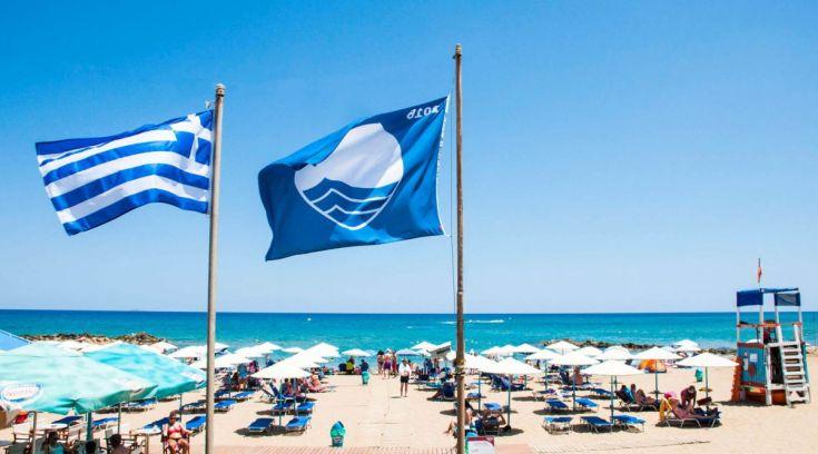 Οι δικές μας παραλίες που πήραν γαλάζια σημαία!