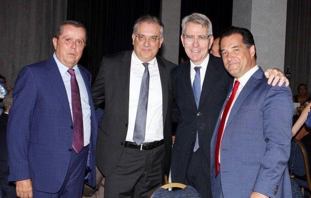 Ποιοι κατέκτησαν τα πρώτα επιχειρηματικά βραβεία «Θαλής ο Μιλήσιος» Πηγή: Reporter.gr