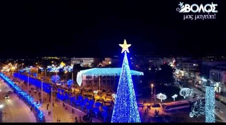 Πότε θα γίνει η φωταγώγηση της πόλης μας από την Βανδή και τον Μάστορα; Δες!