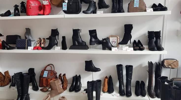 Πιο πολλές επιλογές και πιο οικονομικά παπούτσια ΠΟΥΘΕΝΑ αλλού!