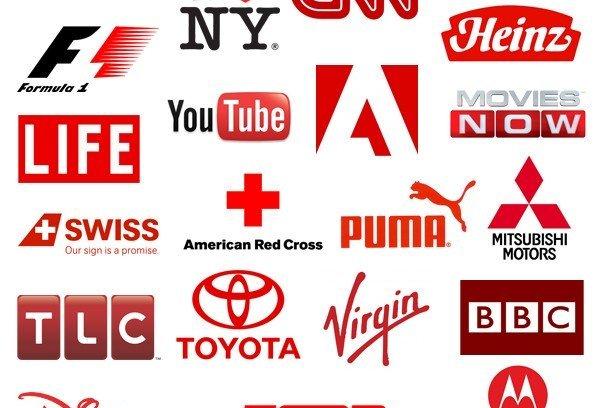 Γιατί τα περισσότερα λογότυπα είναι κόκκινα