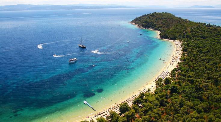 10 παραλίες της Σκιάθου σε μαγεύουν μέσα από ένα Video!