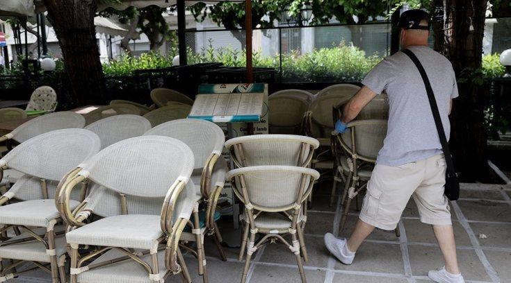 Άρση μέτρων: Έτσι θα μπουν τα τραπέζια σε εστιατόρια και καφέ