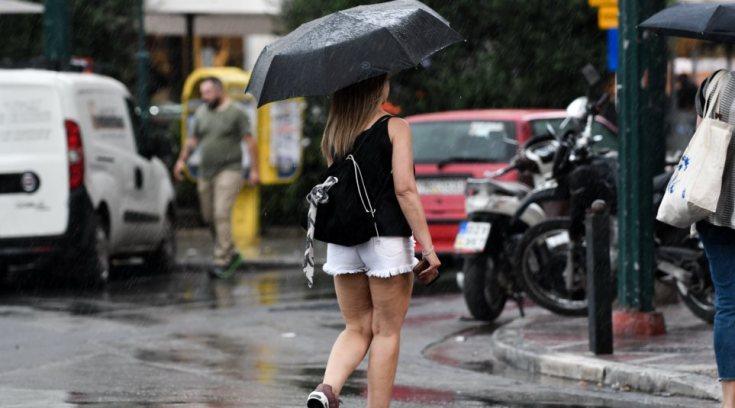 Καιρός: Νέο κύμα κακοκαιρίας με βροχές και καταιγίδες – Ποιες περιοχές και πότε θα επηρεάσει