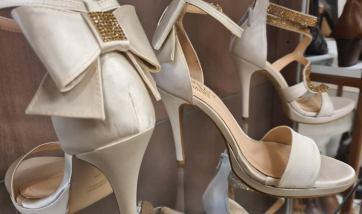 Θα ντυθείς νυφούλα; Κάνε τα νυφικά σου παπούτσια, όπως τα ονειρεύεσαι!
