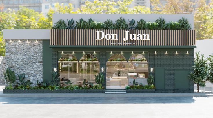 Don Juan, έρχεται για να κάνει την διαφορά στην πόλη!