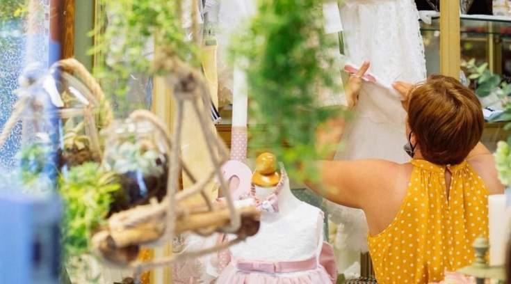 Η Κατερίνα με τα μαγικά της χέρια, απογειώνει τον γάμο και την βάπτιση σας!