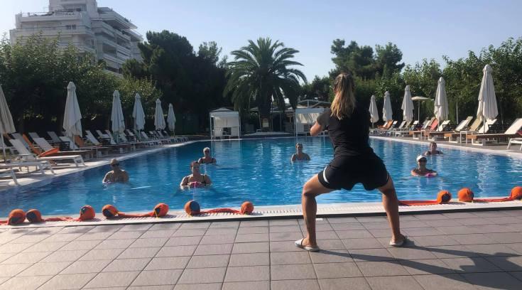 O πιο διασκεδαστικός και δροσιστικός τρόπος να βάλεις την άσκηση στη ζωή σου!