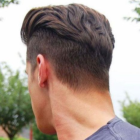 Men's haircuts: photo news 2020