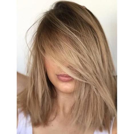 Модное окрашивание волос АirTouch 2020