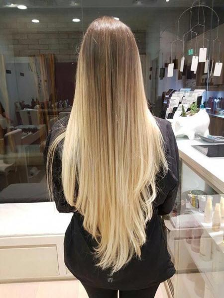 Estoque fotogradando em cabelos longos 2020-2021