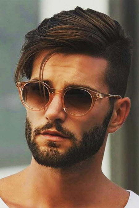 How to choose a men's haircut