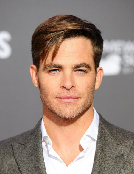 Men's haircut British