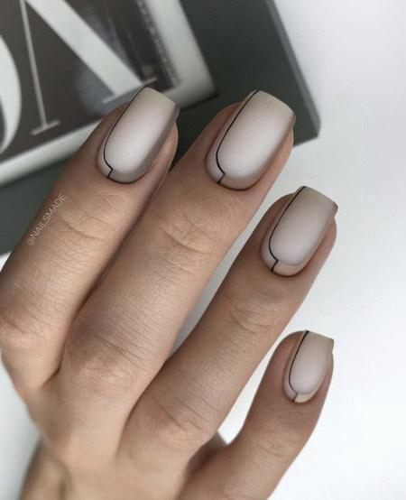 Moda manicure outono 2021