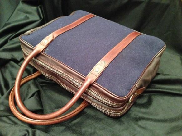 Loden Bag - Blue
