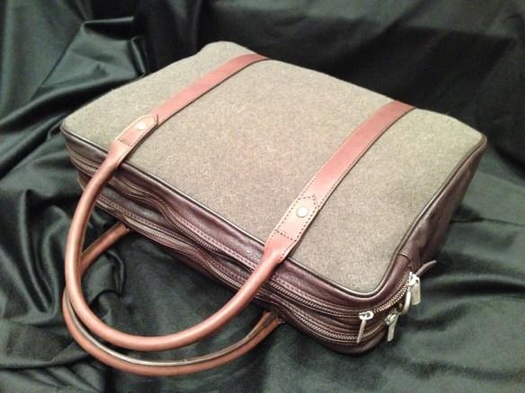 Loden Bag - Green