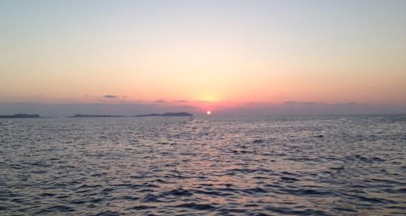 Cafe del Mar Sunset