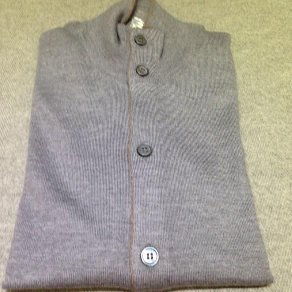 Mid Grey Cardigan