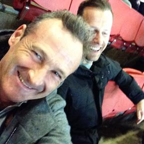 Emirates Selfie - Neil