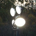 Temp Emergency Lights