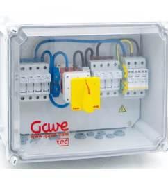 combiner box wiring diagram [ 1200 x 1200 Pixel ]
