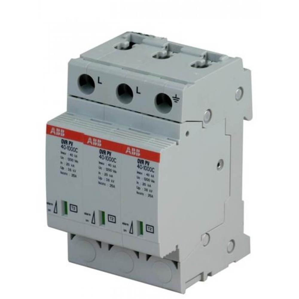 medium resolution of abb surge protection device for pv