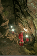 Canmore cave tour