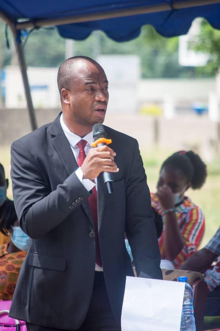 Lawyer Andrews Adugu