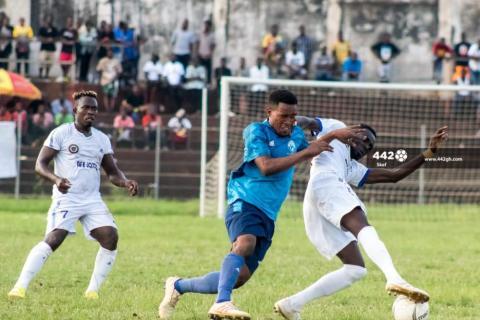 Home Stars vs Agbogba FC