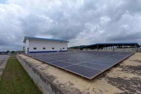 Adidome Water treatment Facility