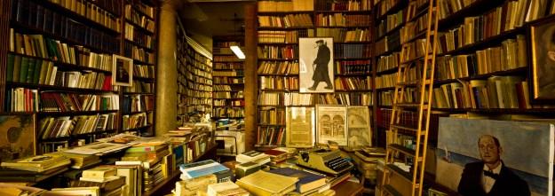 Libreria Antiquaria.