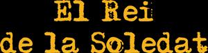 El rei de la soledat -logo