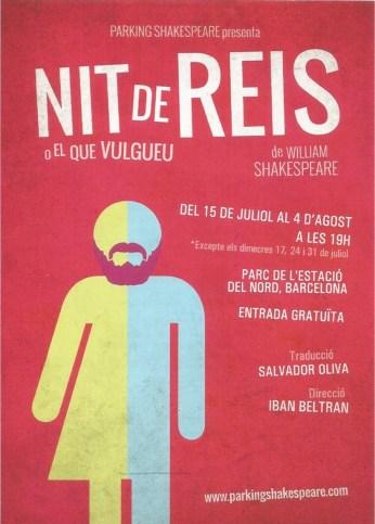 NIT DE REIS - cartell