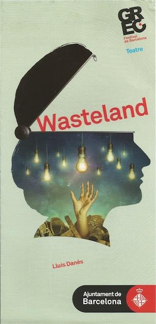 Wasteland - cartell