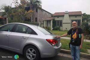 Los Angeles - el nostre cotxe - la nostra casa-imp