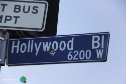 Los Angeles - Hollywood Boulevard - 1-imp