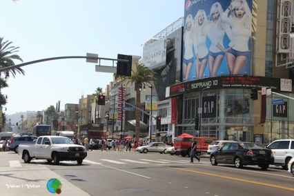 Los Angeles - Hollywood Boulevard - 15-imp