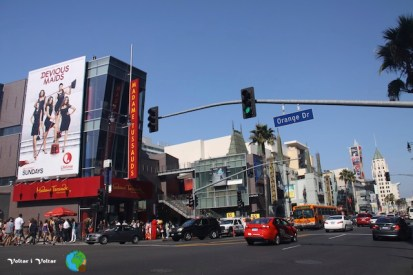 Los Angeles - Hollywood Boulevard - 17-imp