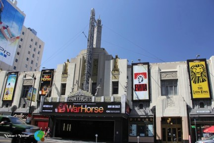 Los Angeles - Hollywood Boulevard - 4-imp