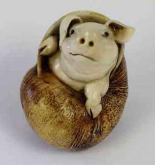 Cargol porc