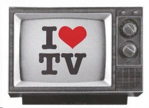 I LOVE TV cartell 2
