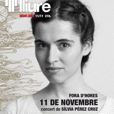 Silvia Peres Cruz - LLIURE