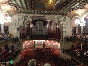 MÜNCHNER PHILHARMONIKER - Palau Musica 2-imp