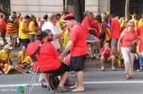 Diada Nacional de Catalunya - Voltar i Voltar - 101-imp