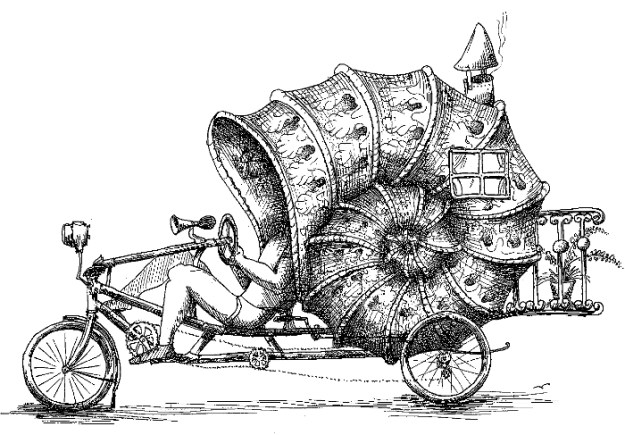Cargol-bicicleta