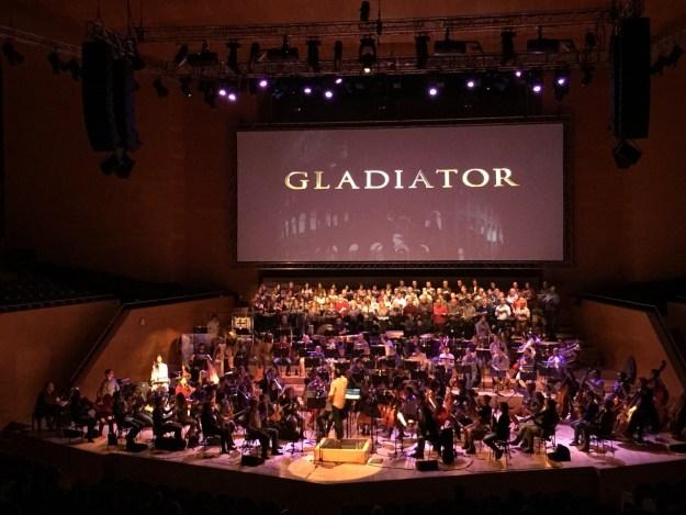 Concert de l'OBC - GLADIATOR - 13