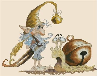Elf i Cargol